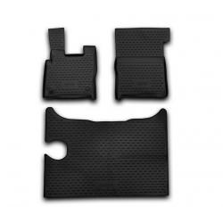 Guminiai kilimėliai DAF XF 2014→ (pakeltais kraštais)