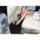 Guminiai kilimėliai AUDI A3 2003-2012 (pakeltais kraštais)