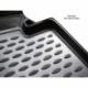 Guminiai kilimėliai AUDI A6 2006-2011 (pakeltais kraštais, atstumas tarp galinių fiksatorių 34cm)