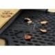 Guminiai kilimėliai CITROEN C2 2003-2008 (pakeltais kraštais)