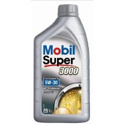 Tepalas MOBIL Super 3000 X1 Formula FE 5W-30, 1L