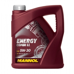 Tepalas MANNOL ENERGY COMBI LL 5W-30, 4L