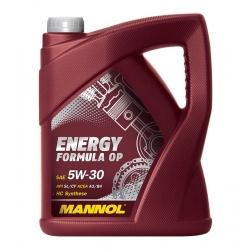 Tepalas MANNOL ENERGY FORMULA OP (OPEL) 5W-30, 5L