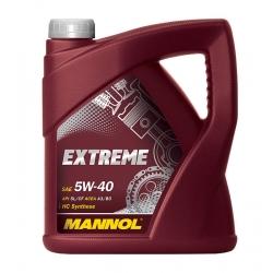 Tepalas MANNOL EXTREME 5W-40, 5L