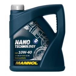 Alyva | tepalas MANNOL NANO TECHNOLOGY 10W-40, 4L