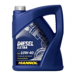 Alyva | tepalas MANNOL DIESEL EXTRA 10W-40, 5L