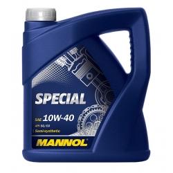 Alyva | tepalas MANNOL SPECIAL 10W-40, 4L