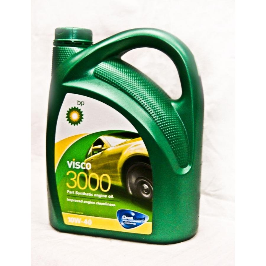Tepalas BP Visco 3000 10W-40, 4L