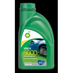 Variklio alyva | tepalas BP Visco 5000 C 5W-40, 1L