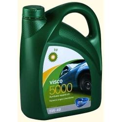 Variklio alyva | tepalas BP Visco 5000 C 5W-40, 4L