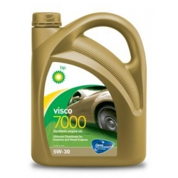Tepalas BP Visco 7000 5W-30, 4L