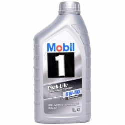 Tepalas MOBIL 1 Peak Life 5W-50, 1L