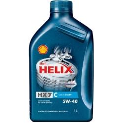 Tepalas SHELL HELIX HX7 C 5W-40, 1L