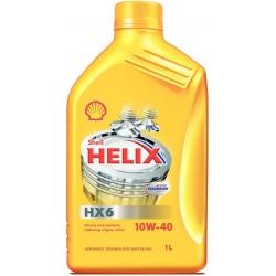 Tepalas SHELL HELIX HX6 10W-40, 1L