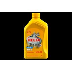 Tepalas SHELL HELIX DIESEL HX5 15W-40, 1L