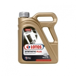 Tepalas LOTOS SYNTHETIC PLUS 5W40, 4L