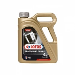 Tepalas LOTOS TRAFFIC PRO 505.01 5W40, 4L