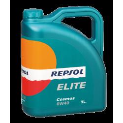 Tepalas REPSOL ELITE COSMOS 0W40, 5L