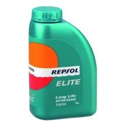 Tepalas REPSOL ELITE LONG LIFE 50700/50400 5W30, 1L