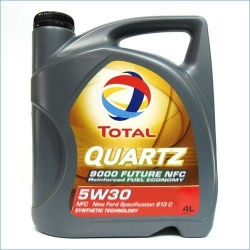 Tepalas TOTAL QUARTZ 9000 FUTURE NFC 5W-30, 4L