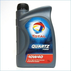 Tepalas TOTAL QUARTZ 7000 10W-40, 1L