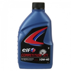Tepalas ELF COMPETITION STI 10W-40, 1L