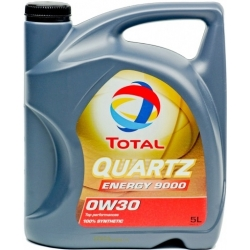 Tepalas TOTAL QUARTZ ENERGY 9000 0W-30, 5L