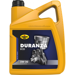 Tepalas KROON OIL DURANZA ECO 5W-20, 5L