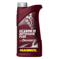 Tepalas MANNOL DEXRON III AUTOMATIC PLUS, 1L