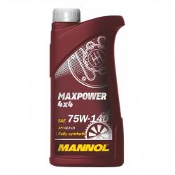 Tepalas MANNOL MAXPOWER 4x4 75W-140, 1L