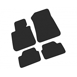 Tekstiliniai kilimėliai BMW 1 E81 2004-2011