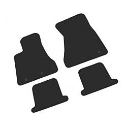 Tekstiliniai kilimėliai JAGUAR XKR 2006-2014