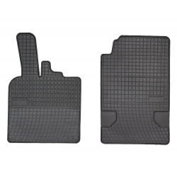 Guminiai kilimėliai SMART ForTwo 2007-2015