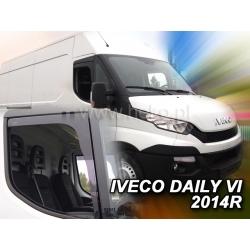 Vėjo deflektoriai IVECO DAILY 2014→ (Priekinėms durims)