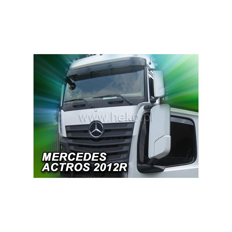 Vėjo deflektoriai MERCEDES BENZ ACTROS 2012→