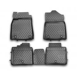 Guminiai kilimėliai LEXUS ES250 2012→ (pakeltais kraštais)