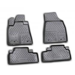 Guminiai kilimėliai LEXUS RX350 2009-2012 (pakeltais kraštais)