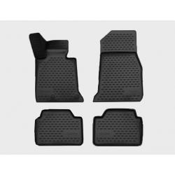 Guminiai kilimėliai BMW 1 (F20) 2011-2019 (pakeltais kraštais)