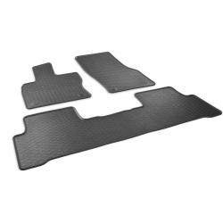 Guminiai kilimėliai VOLKSWAGEN Touran III 2015→ (su gamykliniais fiksatoriais)