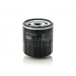 Tepalo filtras MANN-FILTER W 712/22