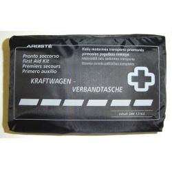 Automobilio pirmosios pagalbos vaistinėlė M/1 | ES standartas
