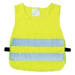 Šviesą atspindinti vaikiška liemenė EN-1150:1999 standartas (geltona)