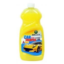 Automobilio šampūno koncentratas su vašku ZOLLEX Extra, 1L