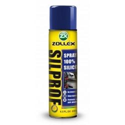 Purškiamas silikonas ZOLLEX Silprof, 220ml
