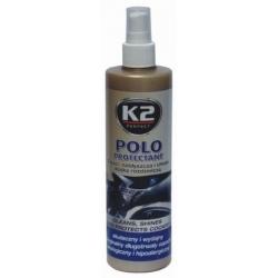 Plastiko valiklis apsauginis K2 POLO PROTECTANT, 350g