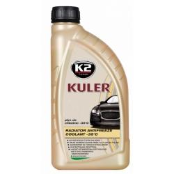 Antifrizas paruoštas K2 KULER LONG LIFE -35°C Žalias, 1L