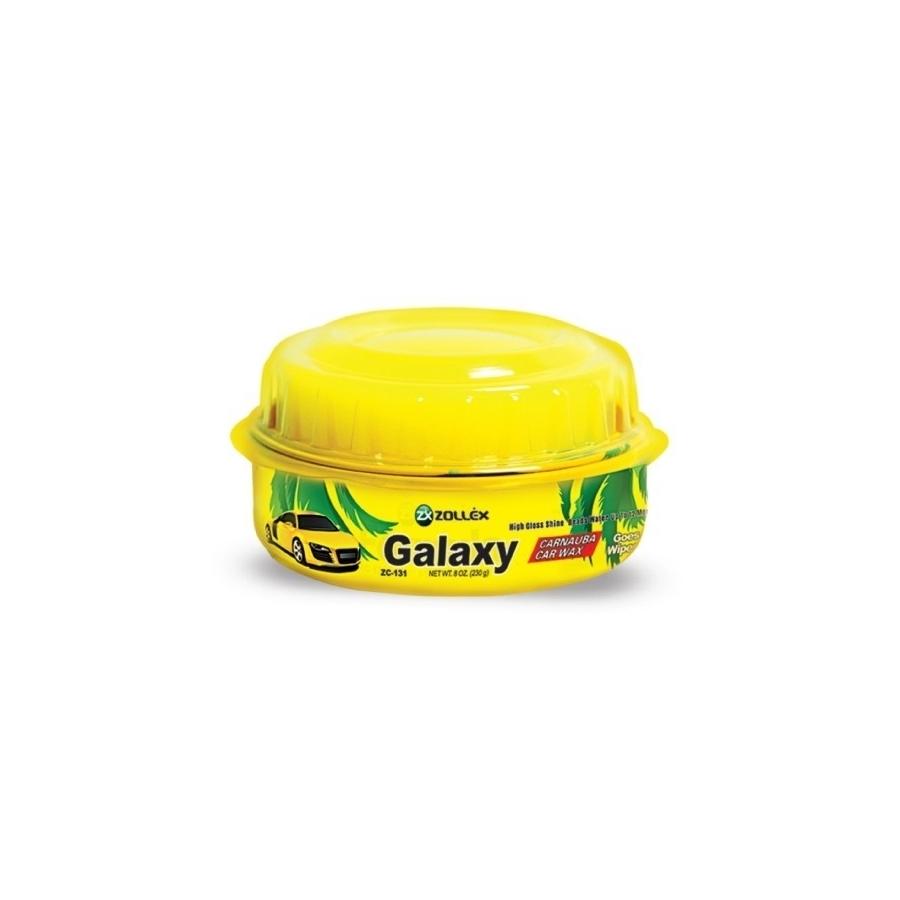 Kėbulo poliravimo pasta ZOLLEX Galaxy (su kempine), 230g