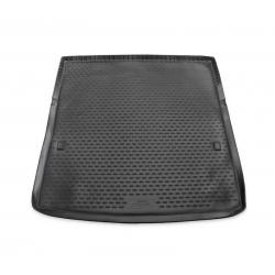 Poliuretaninis bagažinės kilimėlis INFINITI QX80 (su suleistomis trečios eilės sėdynėmis) 2013→