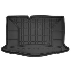 Guminis bagažinės kilimėlis Pro-Line NISSAN MICRA V K14 (5 durų) 2016→ (Su skyreliais daiktams)