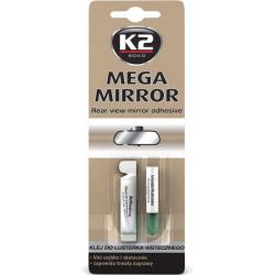 Klijai automobilio veidrodėliui K2 MEGA MIRROR 0,6ml